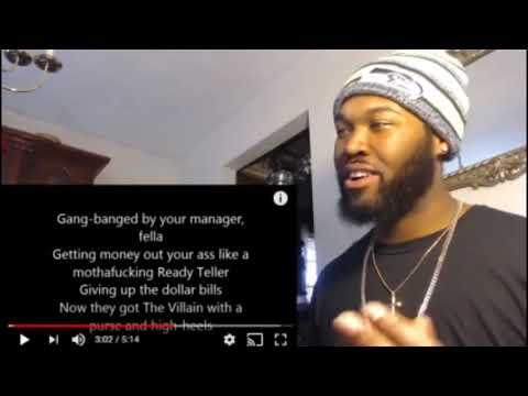 Ice Cube - No vaseline - REACTION