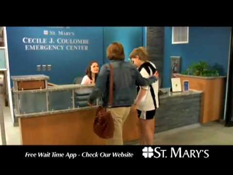 St. Mary's Regional Medical Center's Emergency Room - 207-777-8120