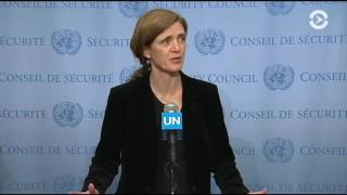 Компромисс в ООН. Настоящее Время. Америка. 19 декабря 2016