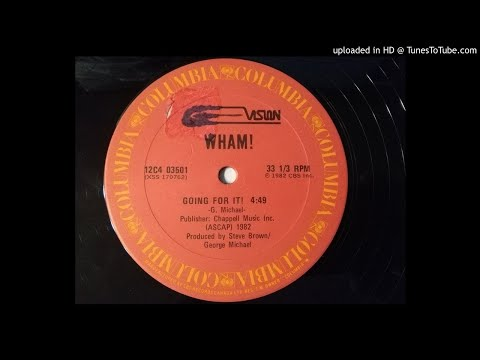 Wham - Young Guns (Instrumental)