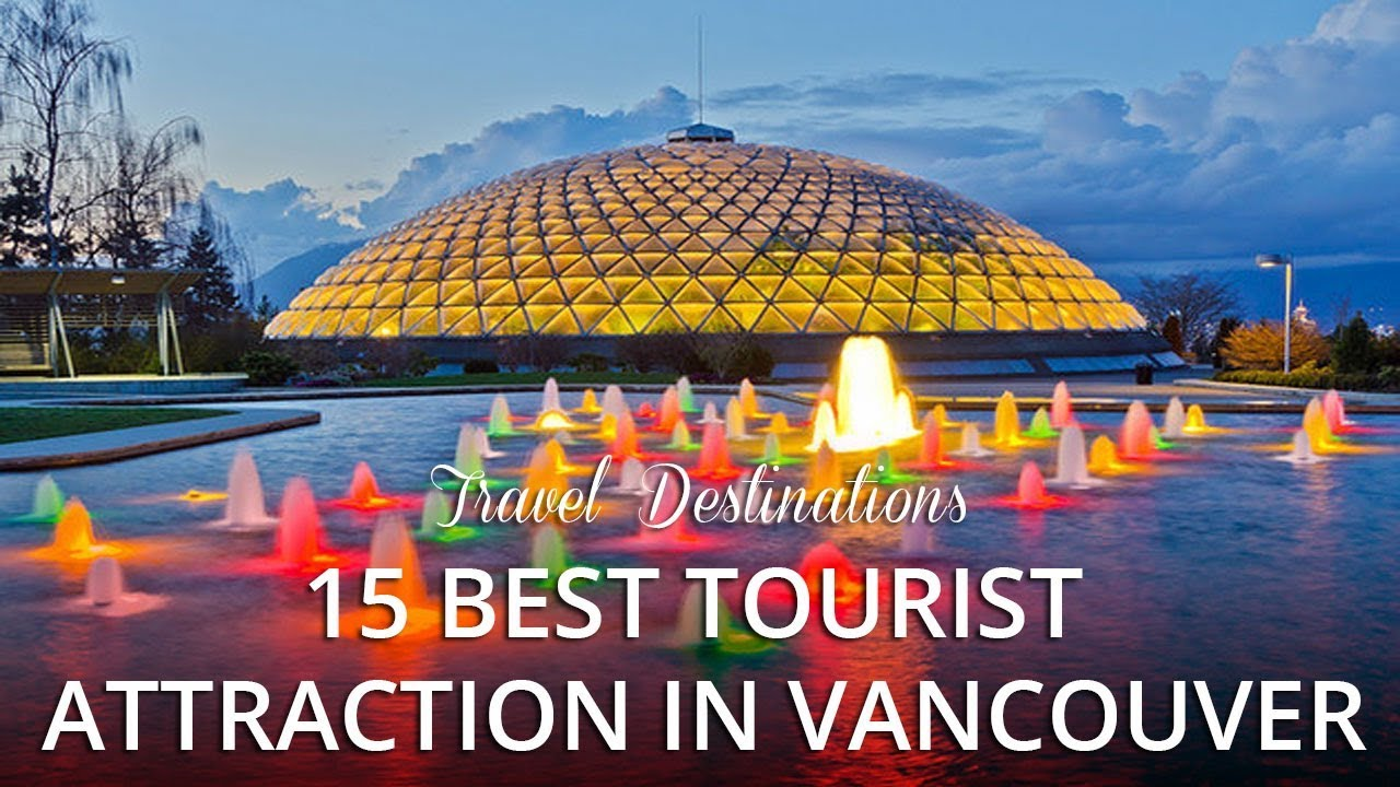 Tourist Attractions In Vancouver Island Bc