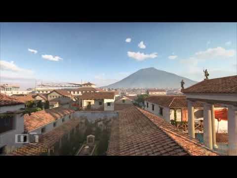 Mt Vesuvius 79AD