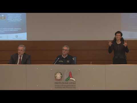 Conferenza stampa 4 aprile 2020 ore 18.00 – Coronavirus