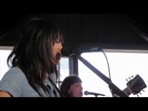Thao and The Get Down Stay Down - When We Swam - 3/14/2013 - Stage On Sixth