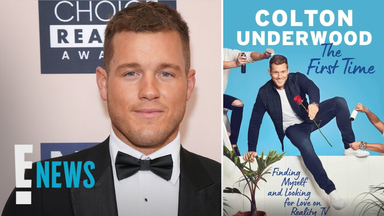 Colton Underwood Reveals Lifelong Struggle With Sexuality News