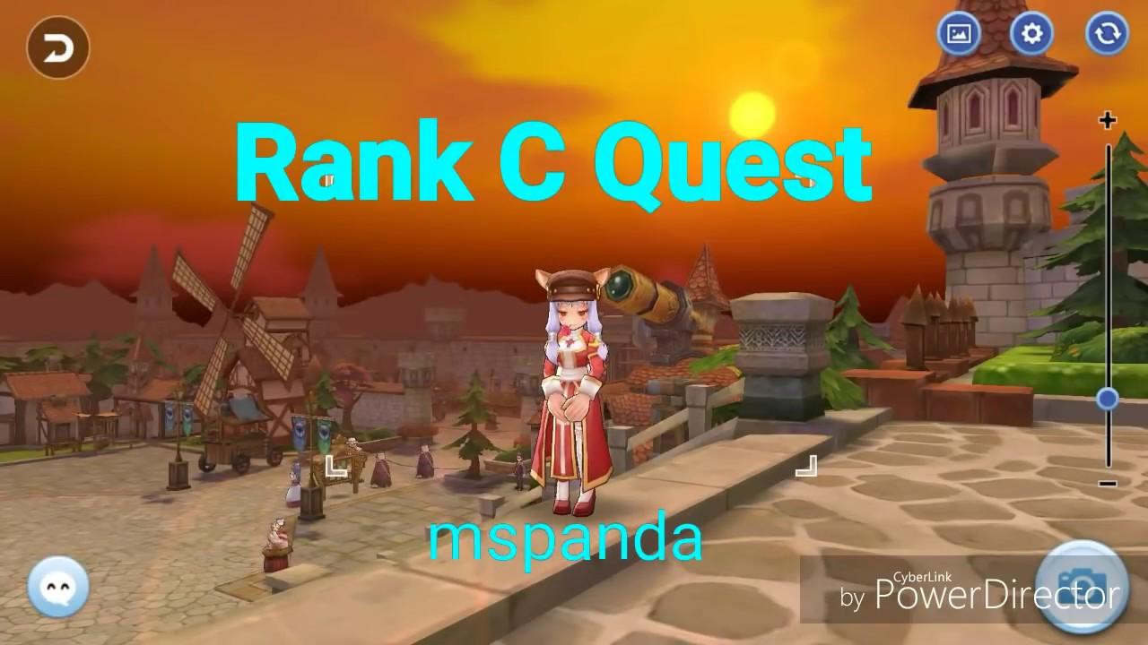 Adventurer rank c quest guide ragnarok mobile high priest youtube ragnarok mobile valhalla forumfinder Images