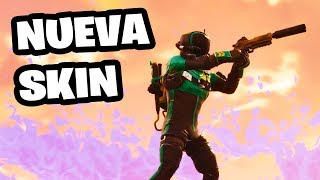 TOXIC SOLDIER ⭐NEW EPIC SKIN⭐ FORTNITE: Battle Royale