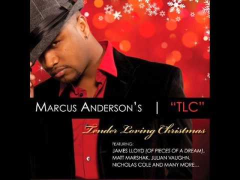 Marcus Anderson ft. Nicholas Cole  -  Let It Snow