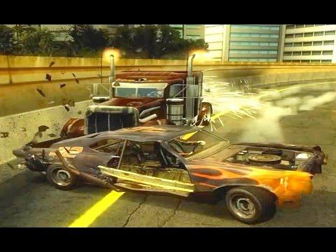 Видео Игра управлять машиной