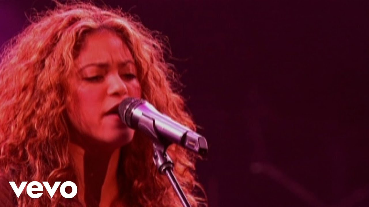 Download Shakira - Don't Bother (Live)