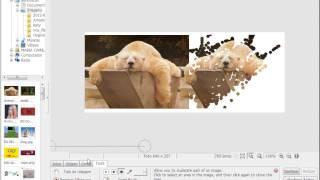 Como fazer foto PNG no PhotoScape =D