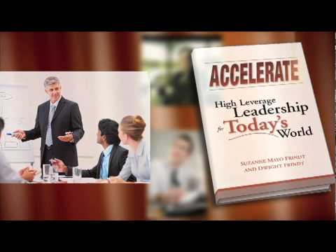 """Accelerate"" - The Book Video"