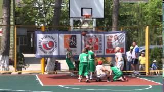 Матч за 3 место юноши Волгоград - Калий-Баскет