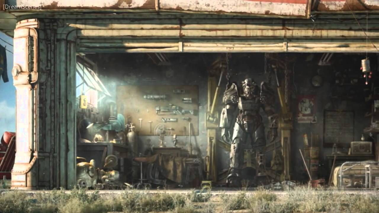 how to make fallout 4 full screen