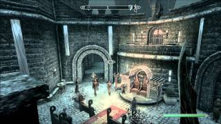 Skyrim The Dark Brotherhood Walkthrough 5 : Vittoria Vici, Bound until Death