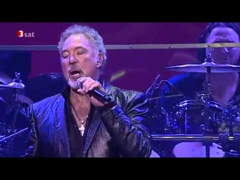 Tom Jones - She's a Lady (AVO SESSION 2009)