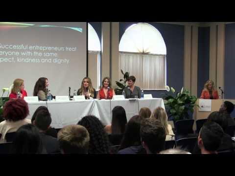 Global Entrepreneurship Week 2015 / Women Entrepreneurship Panel