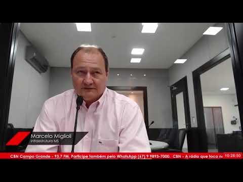 Marcelo Miglioli sobre declarações de André Puccineli