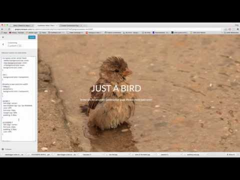 create-your-under-construction-page---wordpress