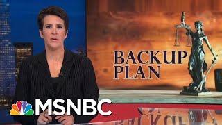Firing Mueller Won't End President Trump Investigation, Mueller Made Sure | Rachel Maddow | MSNBC