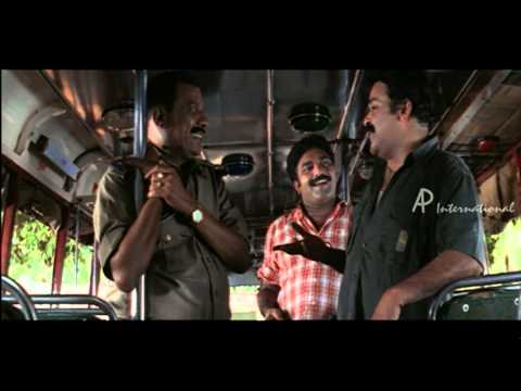 Vamanapuram Bus Route Malayalam Movie | Rajan.P.Dev | Turns Against Jagadish and Friends