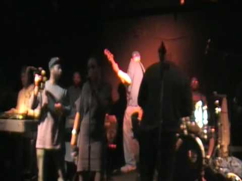 Certified Funk  at the ICON Live Version