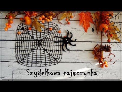 Szydełkowa pajęczynka
