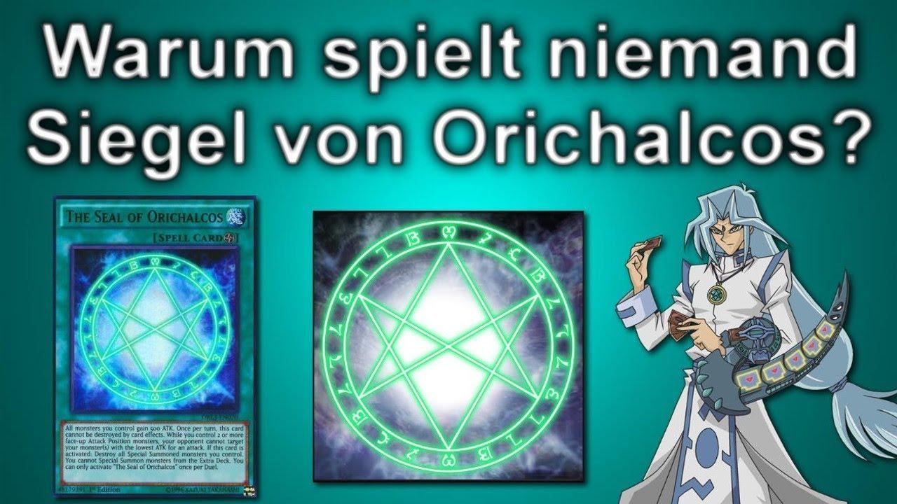 Siegel Von Orichalcos