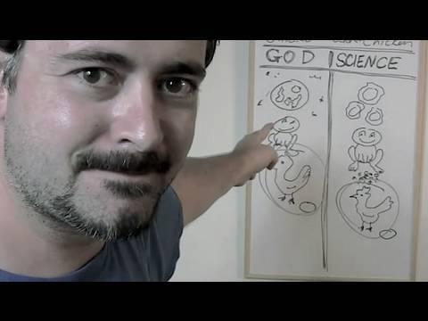 GOD Vs Evolution! - Science Vs Creationism
