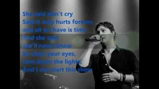 ♪ Tabitha's Secret - High (live) [lyrics] (Rob Thomas, matchbox twenty)