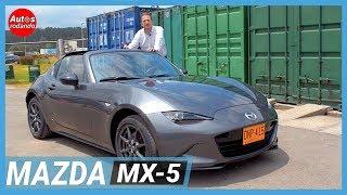 MAZDA MX-5 Un pequeño deportivo con energía