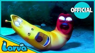 LARVA - UFO | 2016 Full Movie Cartoon | Videos For Kids | LARVA Official