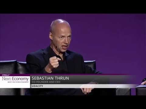 Next:Economy Summit - Sebastian Thrun