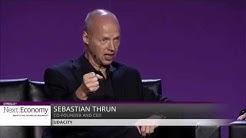 Next:Economy Summit - Sebastian Thrun