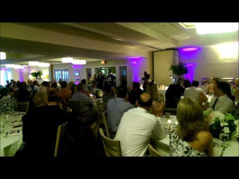 Sea Crest Beach Hotel Wedding Falmouth Ma Ra Mu And The Crew Cape Cod Dj