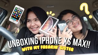 UNBOXING IPHONE XS MAX TERHEBOHHH!! - indonesia