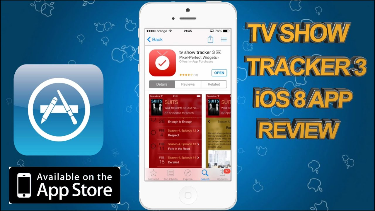 good tv show tracker apps