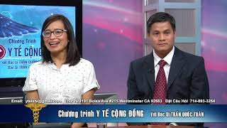 Y TE CONG DONG 2019 01 21 PART 3 4  BSTRAN QUOC TOAN BS VO THAO BS MAI CHINH