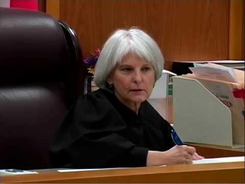 Judge Donna Miller -- Creative Sentence