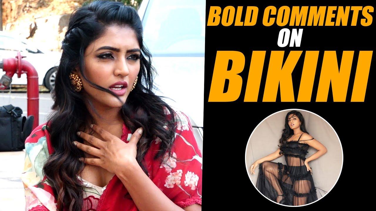 Download Eesha Rebba B0LD COMMENTS On Bikini | Eesha Rebba Latest Video | Daily Culture