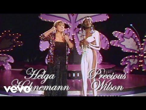 Precious Wilson, Helga Hahnemann - Cry To Me (Ein Kessel Buntes 29.08.1981) (VOD)