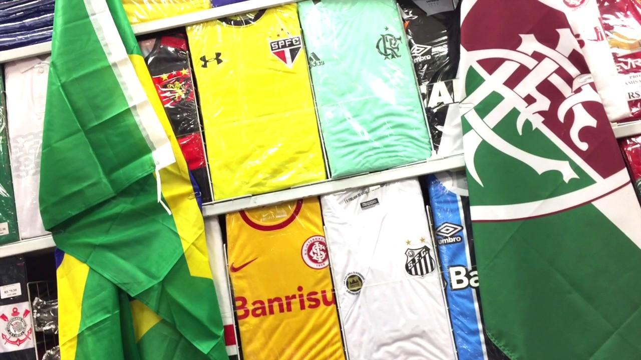 c41850a75 Onde comprar camisas em SP (1 de 4)  Lojão dos Esportes - Vestiário - Iuri  Godinho