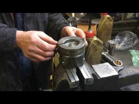 Капитальный ремонт дизельного двигателя ISF2.8 Газель бизнес
