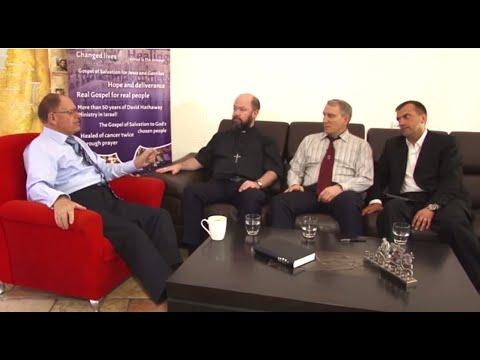 Иерусалимская беседа Дэвида Хасавея