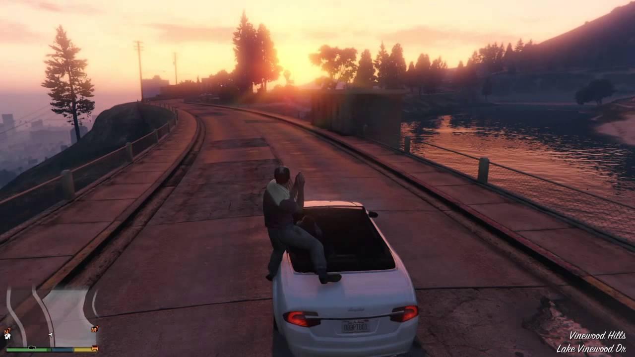 Grand Theft Auto V_glitch - YouTube