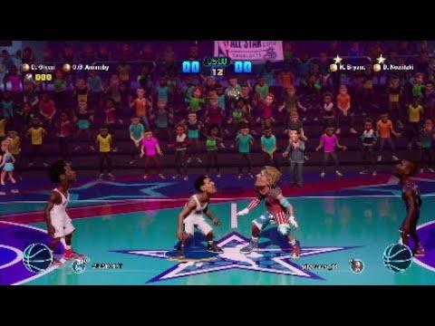 NBA 2K Playgrounds 2: RNG |