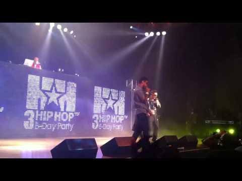 """""""Entics - Click"""" live @ Hip Hop B-Day Party"""