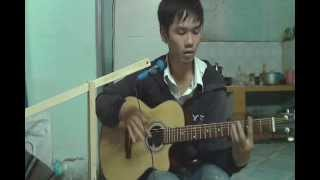 Trai Tim Khong Ngu Yen-Guitar Cover-Le Ngoc Hung