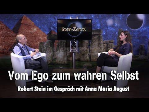 Vom Ego zum wahren Selbst - Anna Maria August bei SteinZeit