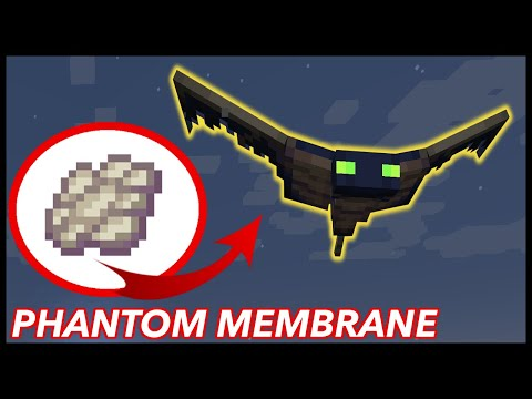 What Does Phantom Membrane Do In Minecraft?